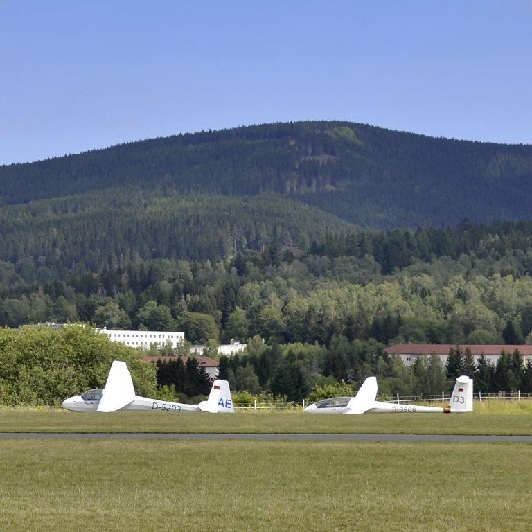 Fluglager 2020 am Thüringer Wald
