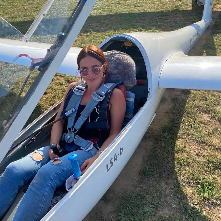 Katharina lernt fliegen – Teil 4: Die Mädels stellen sich vor