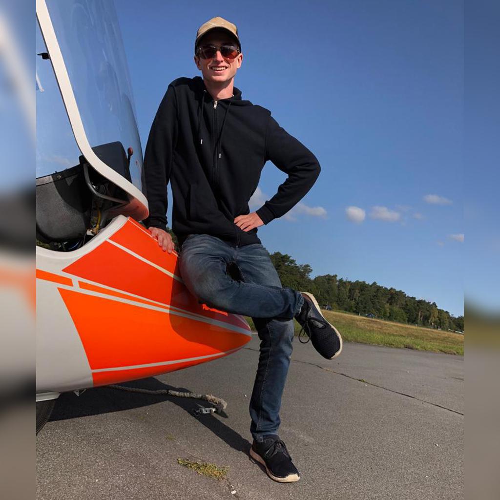 Peter Greiber : Koordinator Gastflüge, Gutscheine und Interessenten
